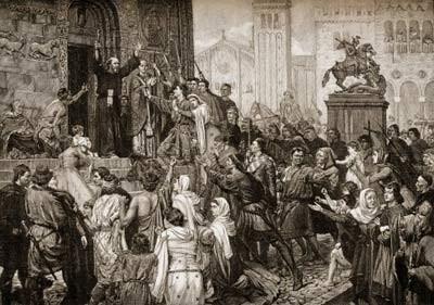 Peter de Kluizenaar roept op tot kruistocht