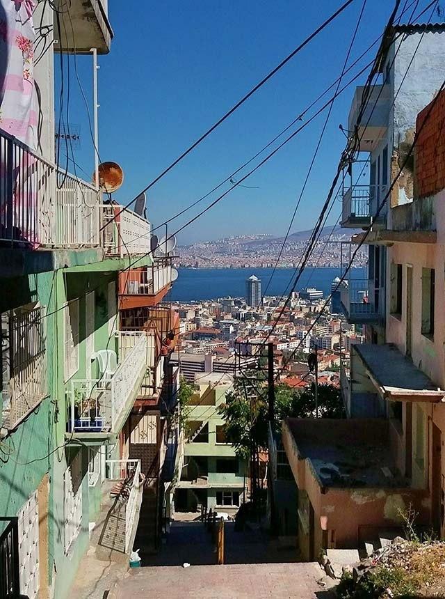 Izmir, Kadifekale