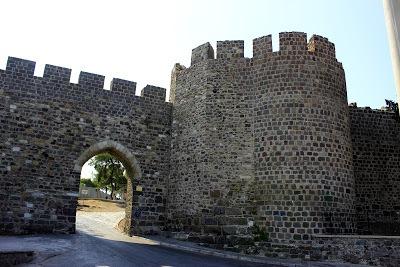 Kadifekale poort