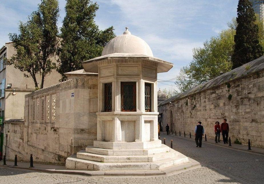 Mimar Sinan begraafplaats