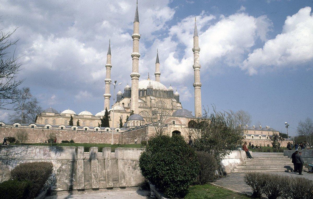 Selimiye moskee Edirne,