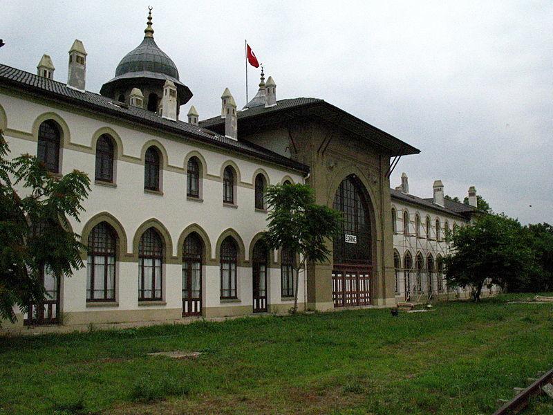Station Edirne