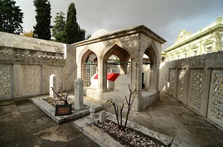 Tombe Mimar Sinan