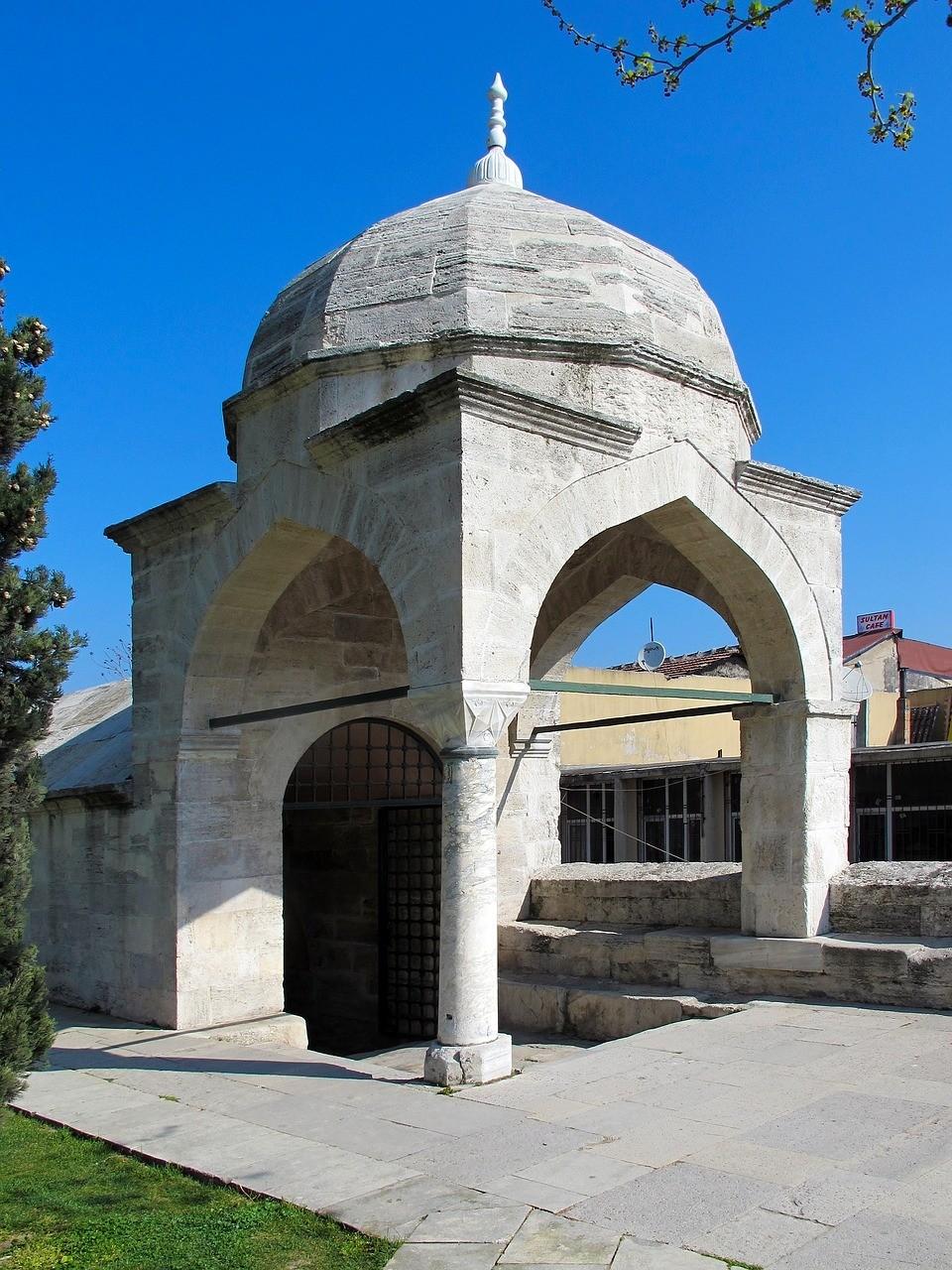 Kiosk moskee